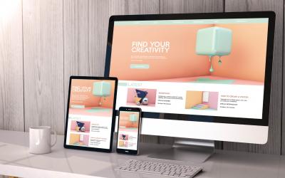 Créer un site web pour votre entreprise de traduction