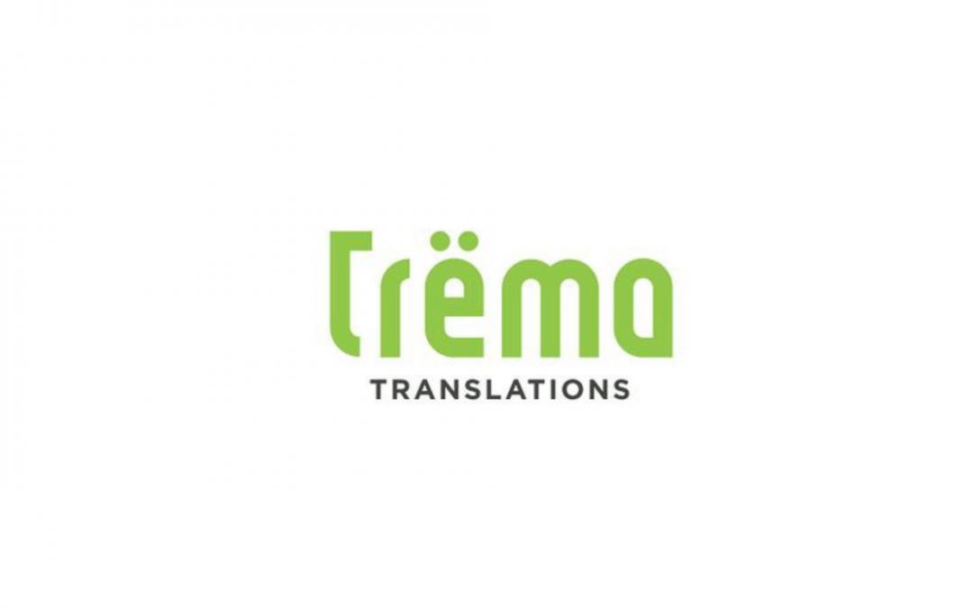 Logo de Trëma Translations