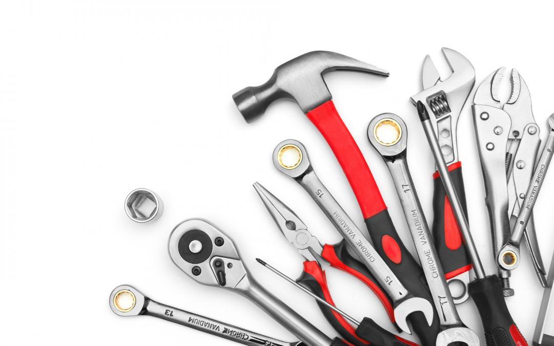 Éventail d'outils