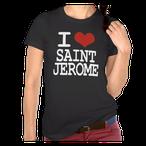 Tee-shirt Saint-Jérôme pour traducteur